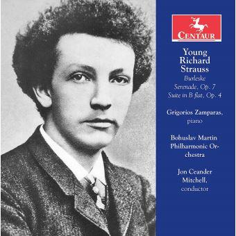Young Richard Strauss