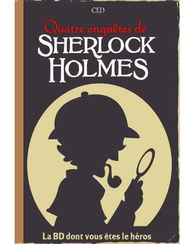 4 enquêtes de Sherlock Holmes