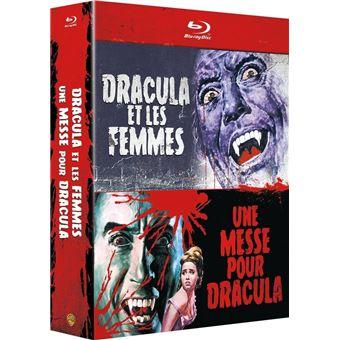 Coffret Dracula 2 films Blu-ray