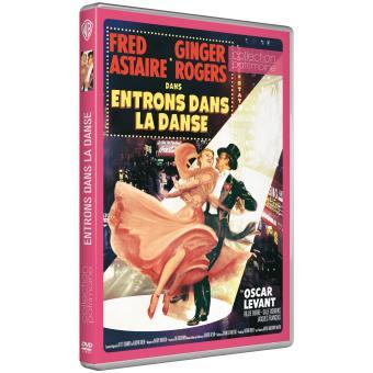 Entrons dans la danse DVD