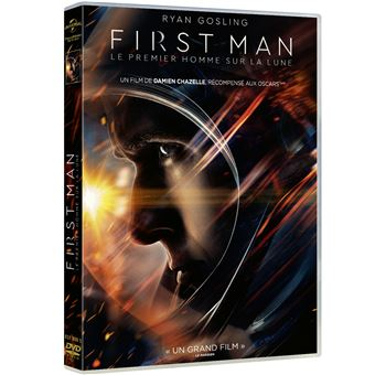 First Man Le premier homme sur la Lune DVD