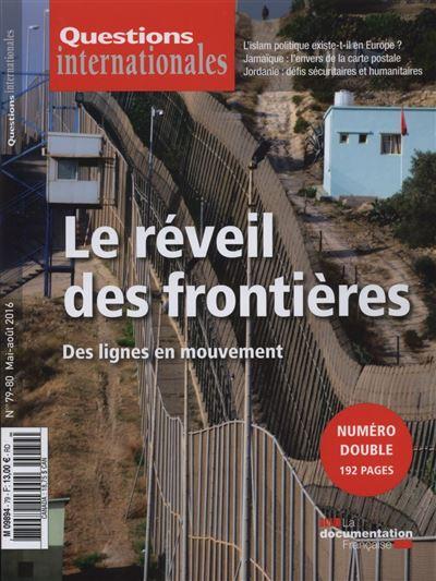 Le réveil des frontières