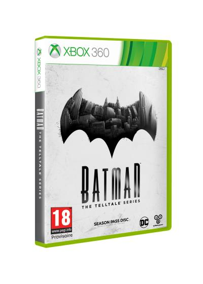 Batman : The Telltale Series Xbox 360