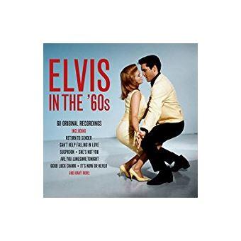 ELVIS IN THE 60S/3CD
