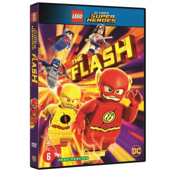Lego DC ComicsLEGO DC SUPER HEROES: THE FLASH-BIL