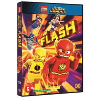 LEGO DC SUPER HEROES: THE FLASH-BIL