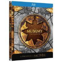 La Momie La Trilogie Steelbook Blu-ray