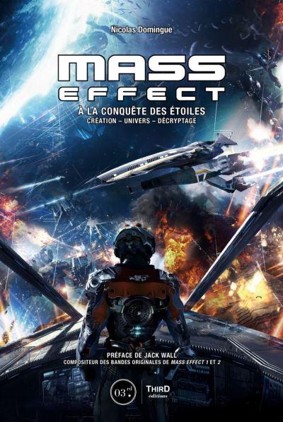 Mass Effect - A la conquête des étoiles - 9782377840083 - 11,99 €