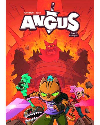 Angus - Tome 2 : Angus