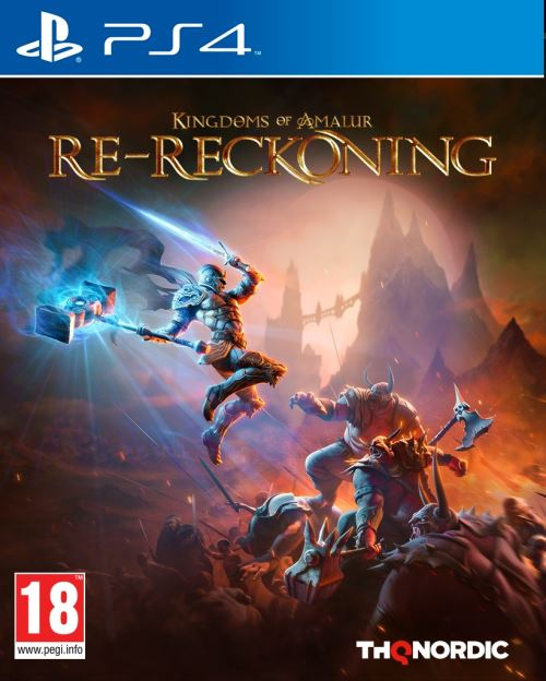 Kingdoms of Amalur Reckoning PS4