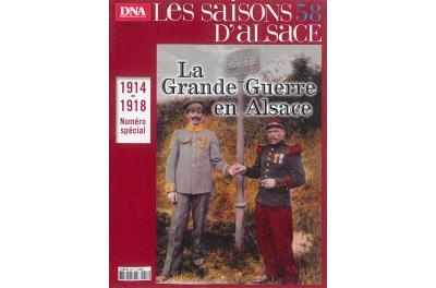 La Grande Guerre en Alsace