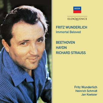 FRITZ WUNDERLICH-IMMORTAL BELOVED