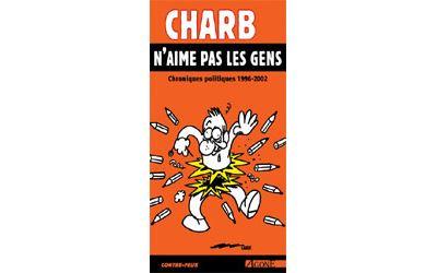 Charb N'Aime Pas les Gens
