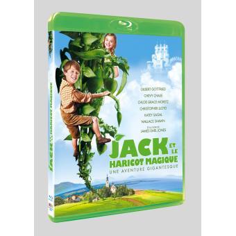Jack et le Haricot Magique Blu-ray