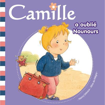 Camille a oublié nounours