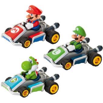 Pack 3 voitures nintendo mario kart 7 jeux vid o achat prix fnac - Mario kart 7 gratuit ...