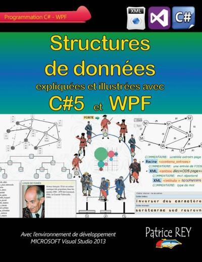 Structures de données avec C#5 et WPF