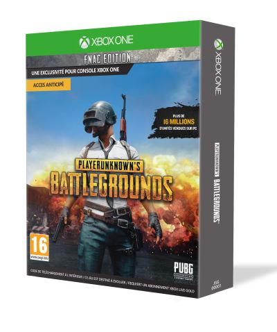 PlayerUnknown's Battlegrounds - PUBG Edition Fnac Xbox One