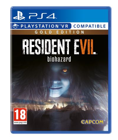 Resident Evil 7 Biohazard Edition Gold PS4