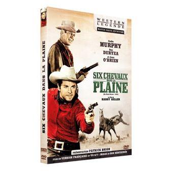 Six chevaux dans la plaine DVD