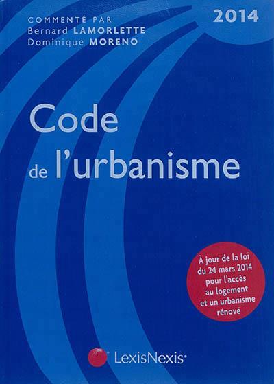 Code de l'urbanisme