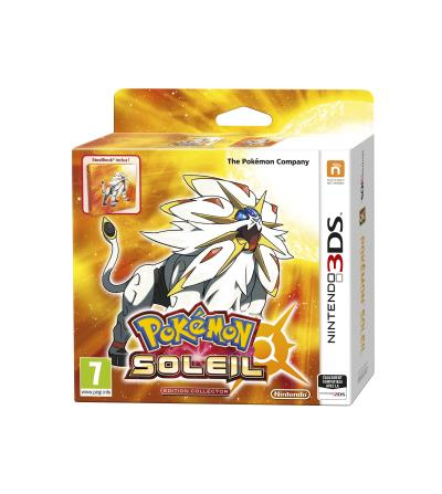 Pokémon Soleil Fan Edition 3DS
