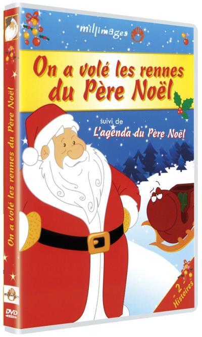 Les Renne Du Pere Noel.On A Volé Les Rennes Du Père Noël Dvd