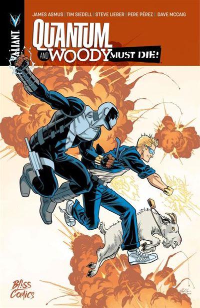 Quantum and Woody Must Die - 9782375781036 - 7,99 €