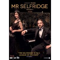Mr Selfridge Saison 4 DVD