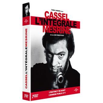 Coffret Mesrine L'intégrale DVD