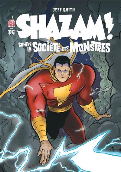 Shazam contre la Société du Mal