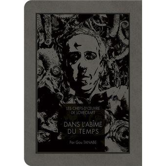 """Résultat de recherche d'images pour """"Dans l'abime du Temps de Gou Tanabe et H. P. Lovecraft (2019)"""""""""""