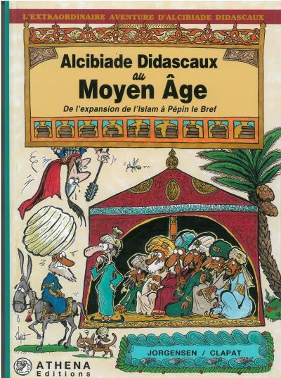 Alcibiade Didascaux au Moyen-Age