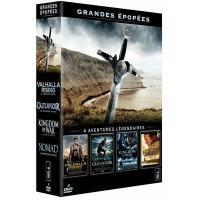 Valhalla Rising - Outlander - Kingdom of War - Nomad - Coffret