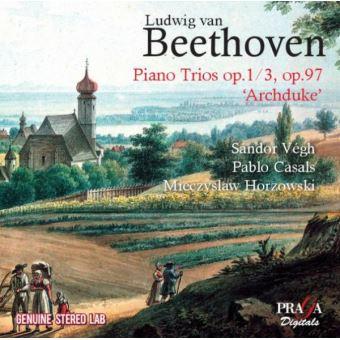 Piano Trios Opus 1 à 3 Opus 97