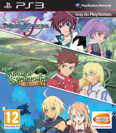 Tales of Graces F + Tales of Symphonia Chronicles PS3