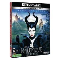 Maléfique Blu-ray 4K Ultra HD