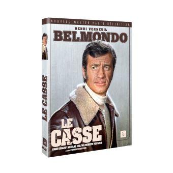 Jean-Paul Belmondo Le Casse Edition Collector Combo Blu-ray DVD