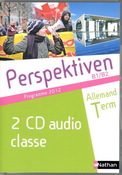 Perspektiven Term S, ES, L - cd classe