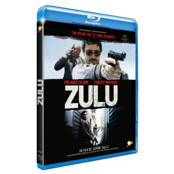 Zulu Blu-ray