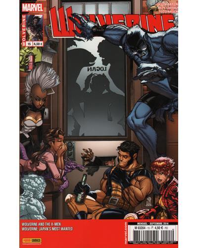 Wolverine - Tome 15 : Wolverine