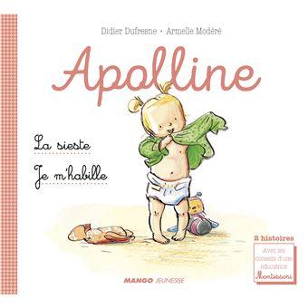 Les petites vies d'ApollineLa sieste, je m'habille toute seule