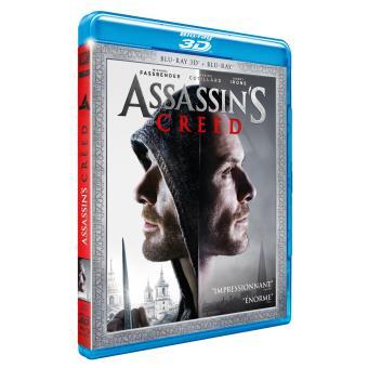 Assassin's creedAssassin's Creed Blu-ray 3D