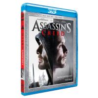 Assassin's Creed Blu-ray 3D