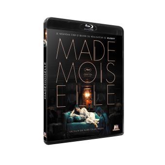 Mademoiselle Blu-ray