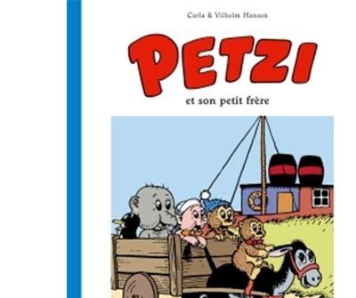 Petzi et son petit frère