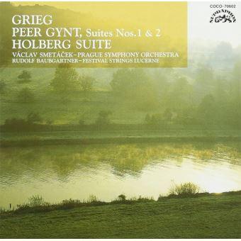 Grieg symphony works