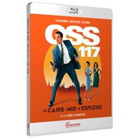 OSS 117 Le Caire, nid d'espions Blu-ray