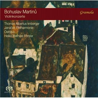 Concertos pour violon n 1 et 2