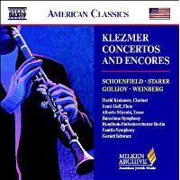 Klezmer Concertos